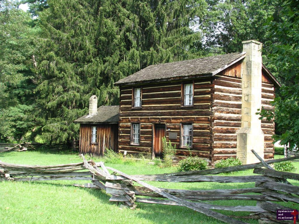 West Virginia Old Log Cabins Pictures To Pin On Pinterest